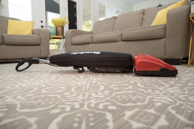 Cordless Freedom Upright with Self-Sealing HEPA Media Bag